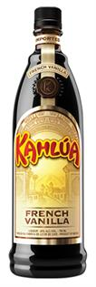 Kahlua Liqueur French Vanilla 750ml